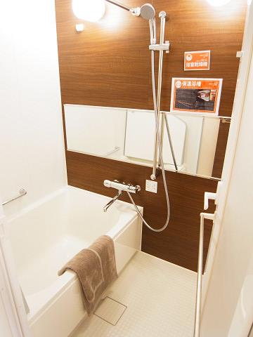 パレ・ドール文京メトロプラザ第1 浴室