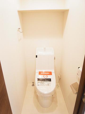 パレ・ドール文京メトロプラザ第1 トイレ