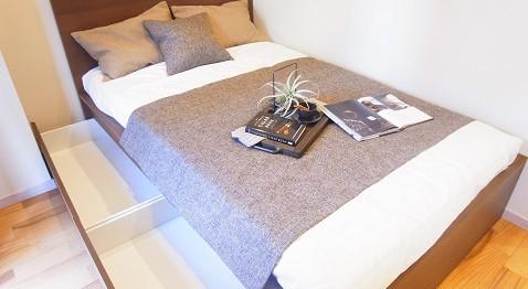笹塚サンハイツ ベッドスペース